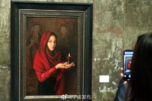 打造宁波艺术名片 中国新写实绘画展在甬美术馆揭幕