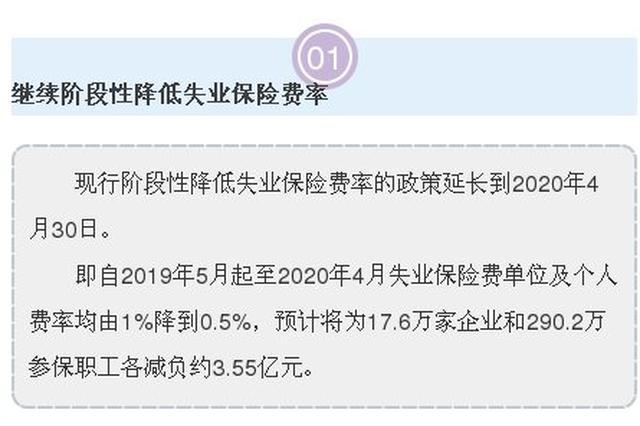 宁波市社会保险费率降有关事项 四个信息需要注意
