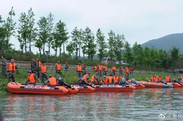 奉化人武部开展水上应急训练 72人参加为期五天