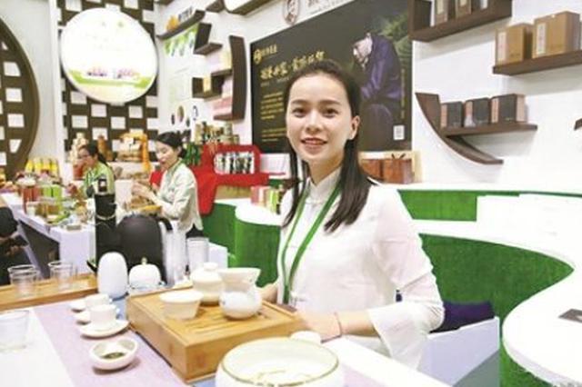 第三届中国国际茶叶博览会开幕 宁波茶叶受青睐