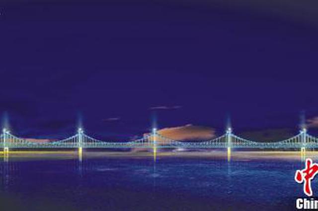 钱塘江新建大桥开工 预计2022年杭州亚运会前建成