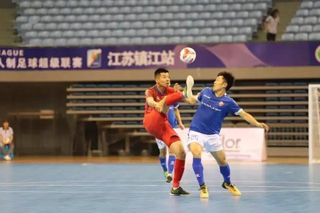 宁波首支五人制职业足球队诞生 市体育局致贺信