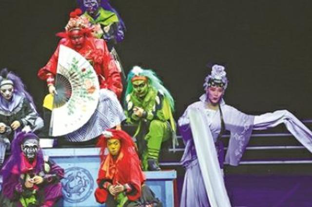 浙江省天下第一团联盟在甬成立 9个非遗剧种将共发展