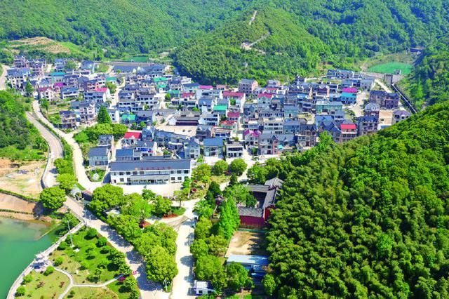 象山溪东村的蜕变 宁波唯一获得两块国字号招牌村庄