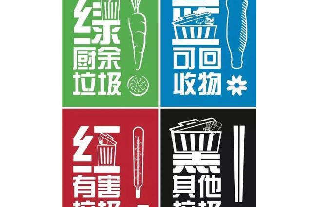 宁波发布权威版垃圾分类指南 垃圾分类人人参与