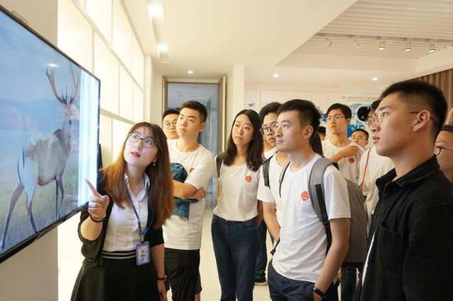 甬海外中国留学生的暑假 对话海归精英感悟创?#36947;?#31243;