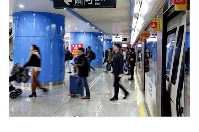 宁波地铁全线大调整 6月30日起将执行最新时刻表