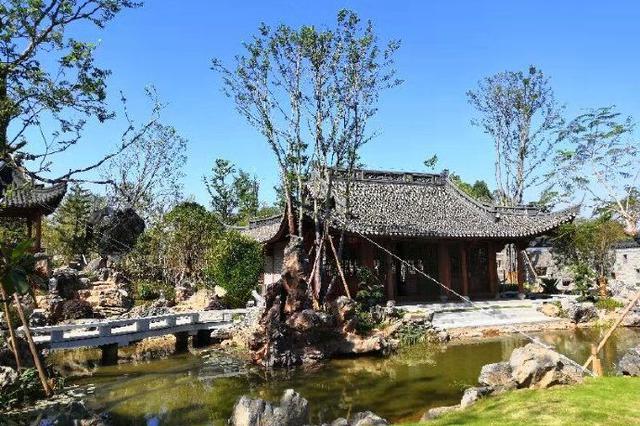 寧波園驚艷亮相中國最高層次園林盛會 斬獲多項獎項