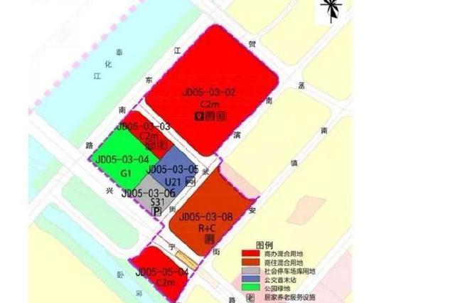 寧波奉化江畔一地塊規劃調整 具體規劃新鮮發布