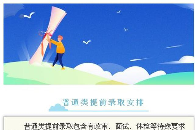 2019浙江统一高考录取启动 以下重要时间点要关注