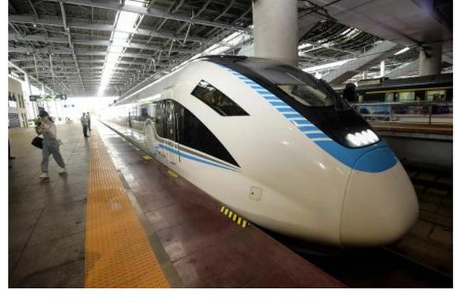 宁波至绍兴城际列车昨日首发 以下提供乘车指南