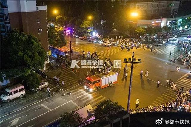 杭州女子穿拖鞋驾车致五人死亡多人受伤 一审获刑6年