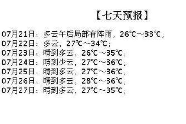 宁波未来七天气象预报 台风丹娜丝逐渐远离影响减小