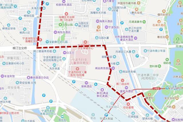 宁波公交根据实际路况 7月24日起部分线路走向有调整