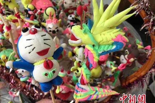 宁波捏面人捏出斑斓世界 从学艺谋生到弘扬传统技艺