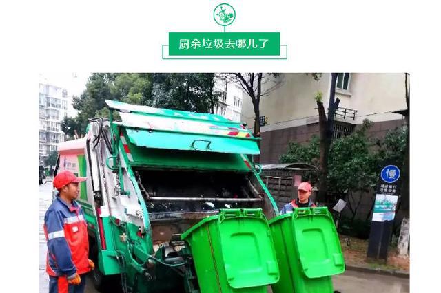 寧波公布生活垃圾分類投放指南 分類垃圾全流程解碼