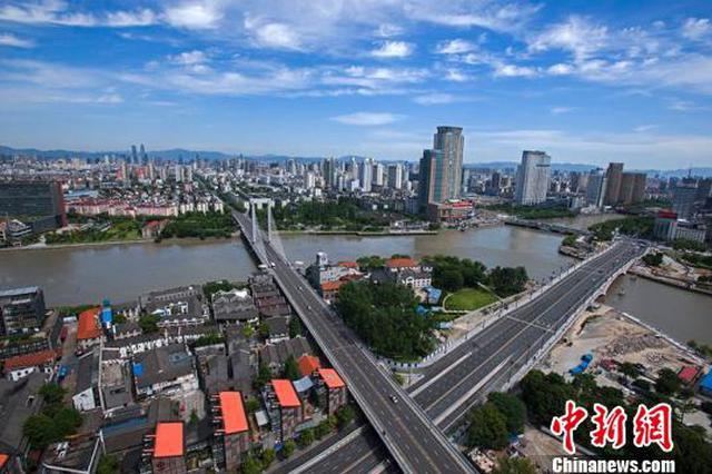 浙江宁波凝炼开放沉淀史 从商埠小城到国际港口名城