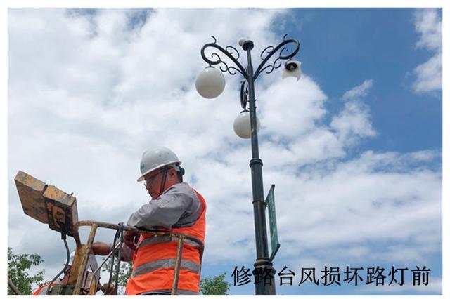 宁波城管全体职工连续作战 全力做好灾后清理修复工作