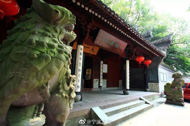 宁波市天一阁博物馆及下属文保点于昨日恢复正常开放