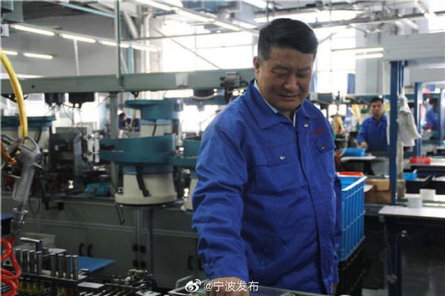 创新中突围融入国家发展大潮 新时代宁波企业家故事