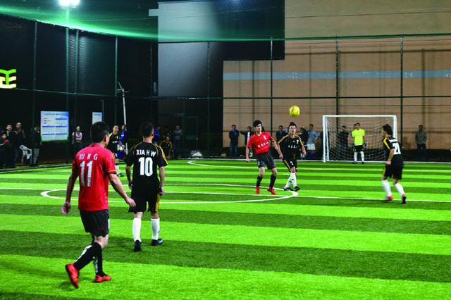 象山县足球邀请赛火热开赛 全民健身成就健康象山