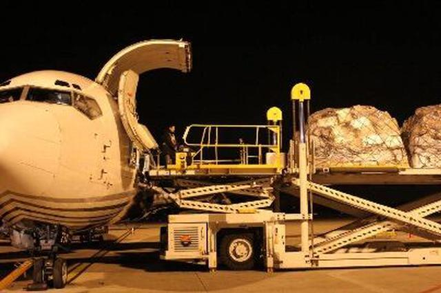 宁波空港实施客货并举 全港货邮吞吐量超6万吨