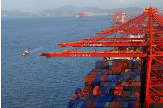 宁波海关试点货物通关两步申报 系全国率先试点之一