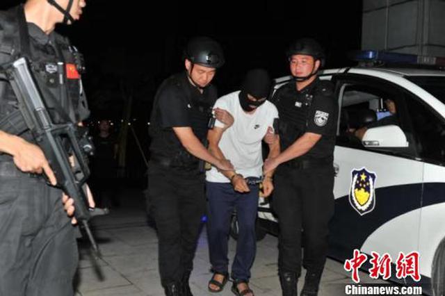12年命案逃犯潜逃至宁波途中 被警方成功锁定抓捕