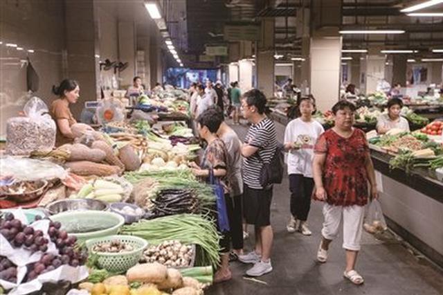 海曙提升全区农贸市场管理水平 建设一批特色市场