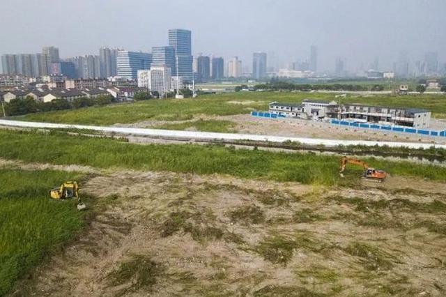 宁波明湖北区二期工程正式动工 环湖打造三大片区