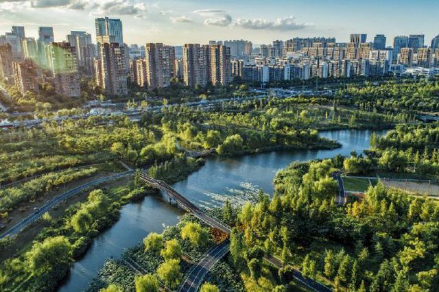 浙江最美绿道候选公布 宁波东部新城生态走廊入围