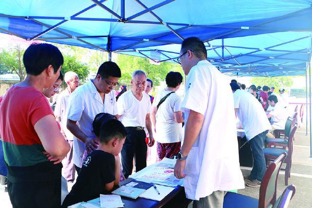 迎全国残疾预防日 象山康复医院举办大型义诊活动