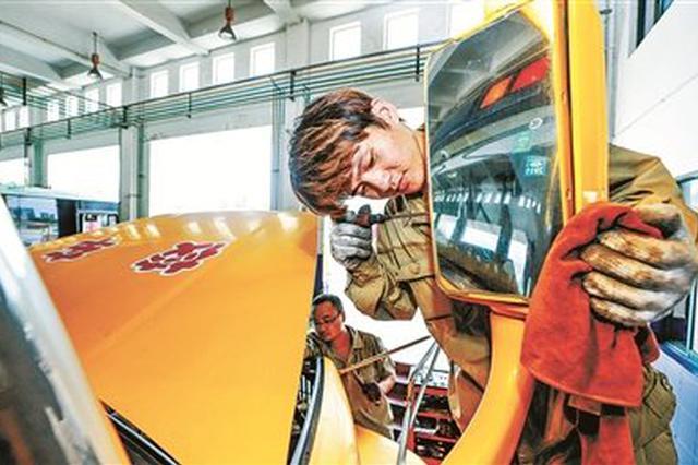 宁波市部门审查中小学校车 切实消除校车安全隐患