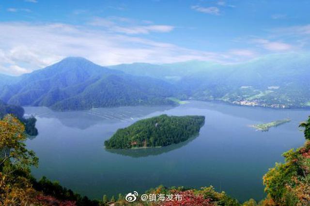 受第13号台风玲玲影响 镇海九龙湖旅游风景区关闭