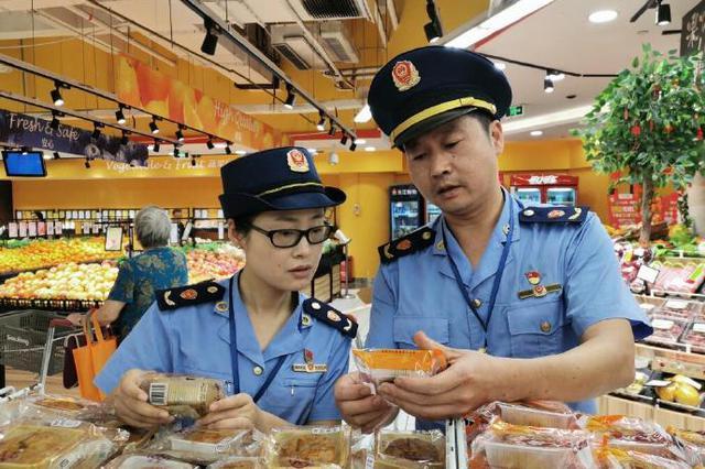 宁波市本级共抽检月饼糕点227批次 共2批次不合格