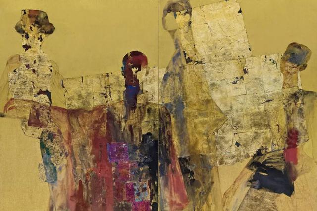 全国美展综合材料绘画展首次落地宁波 下周即将开展