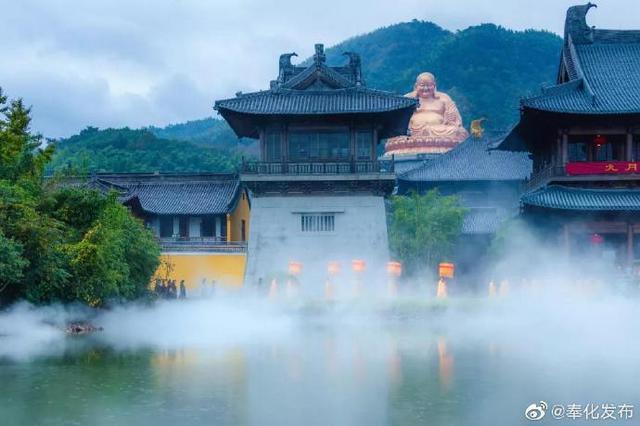 溪口雪窦山景区新动作 开展甬舟双城旅游惠民季活动