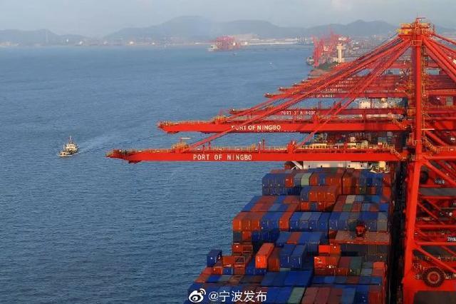 1-8月宁波进出口总额超6000亿元 较去年同期略有增长