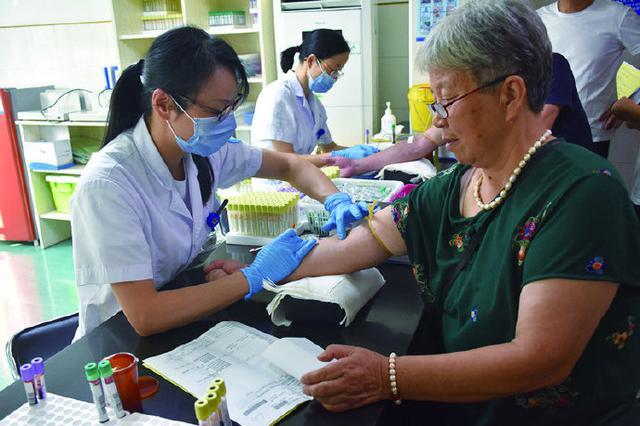 象山县总工会为劳模健康体检 重视各级劳模身心健康
