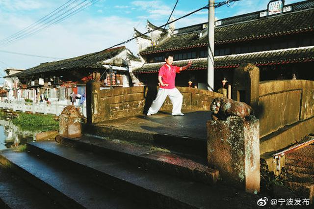 宁波西郊水网中心古林镇 见证甬城曾经历史的繁华