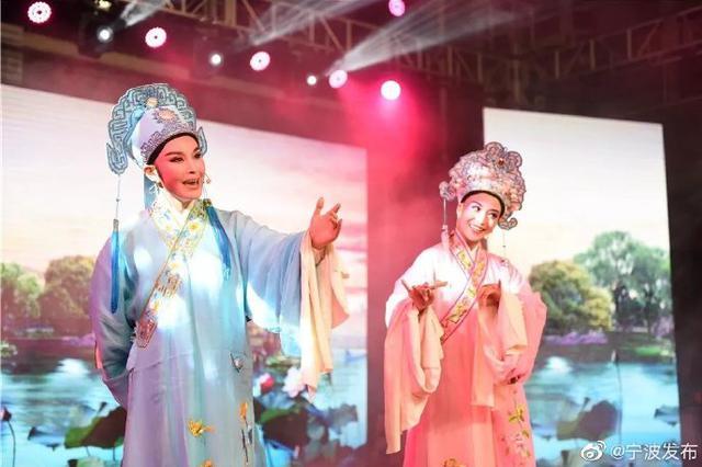 宁波全市农村文化礼堂和爱国教育基地陆续开国庆活动