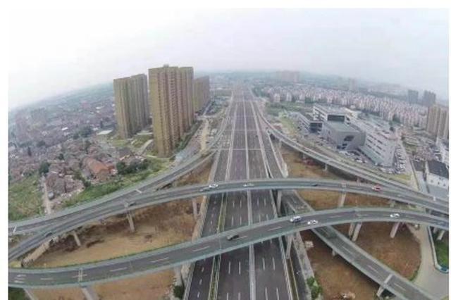 宁波环城南路西延启动段通车 加强快速路服务能力