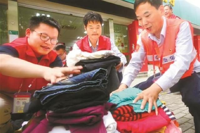 海曙志愿者爱心冬衣送千里 帮山西贫困学生温暖过冬