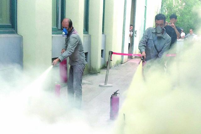 象山天安开展消防预案演练 提高员工应急处置能力