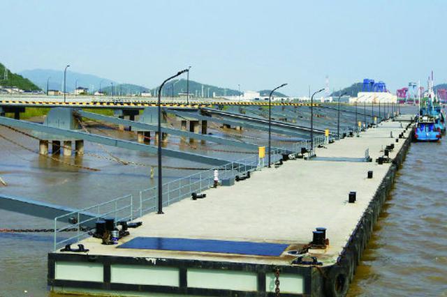 象山石浦国家中心渔港工程完工 提升基础设施水平
