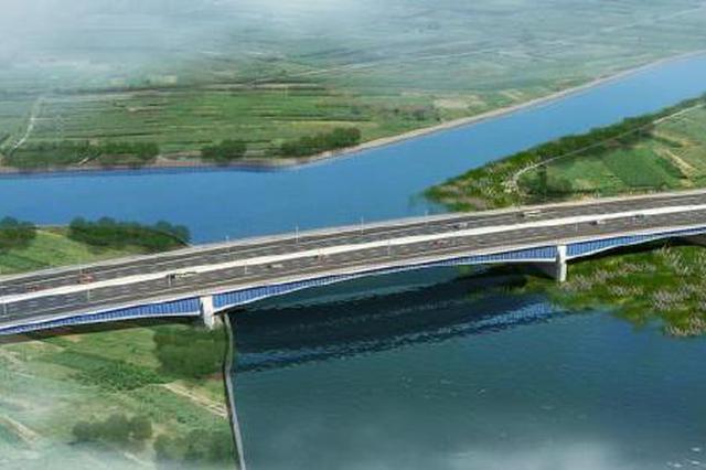 鄞城大道工程又有新进展 计划于年底前建成通车