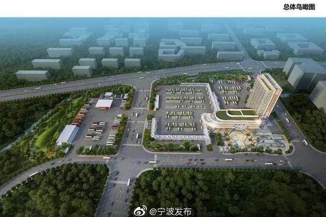 象山又一客运枢纽项目获批 项目选址已确认公布