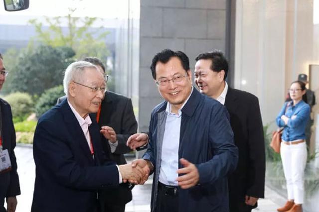 甬籍院士故乡行20周年纪念活动举行 韩启德裘东耀等出席