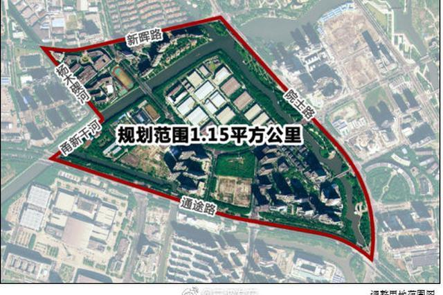 宁波高新区将建新路 邻地铁5号线连接两条公路