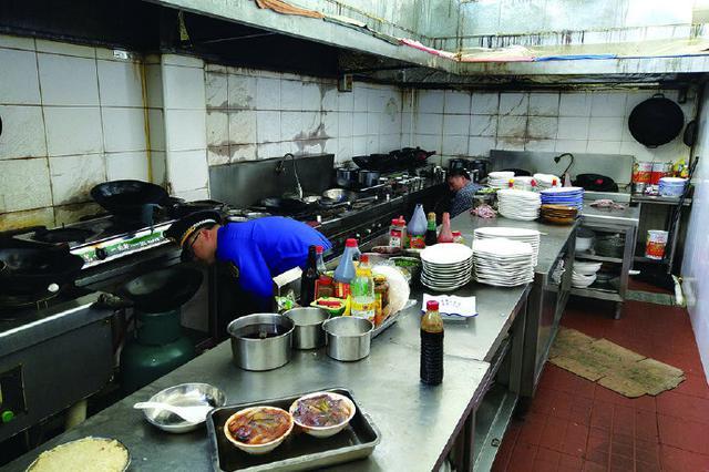 象山开展餐饮业燃气安全检查 出现隐患及时整改